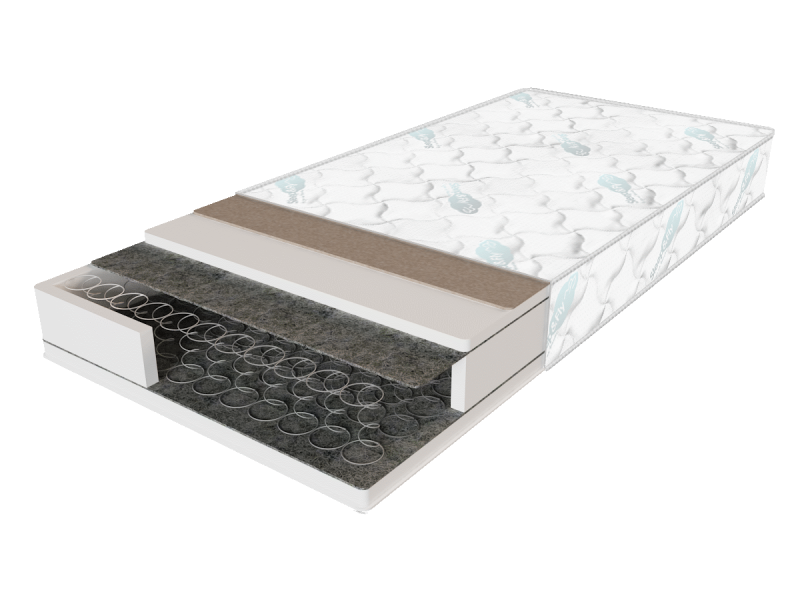 Ортопедический матрас Sleep&Fly Standart 1600х1900
