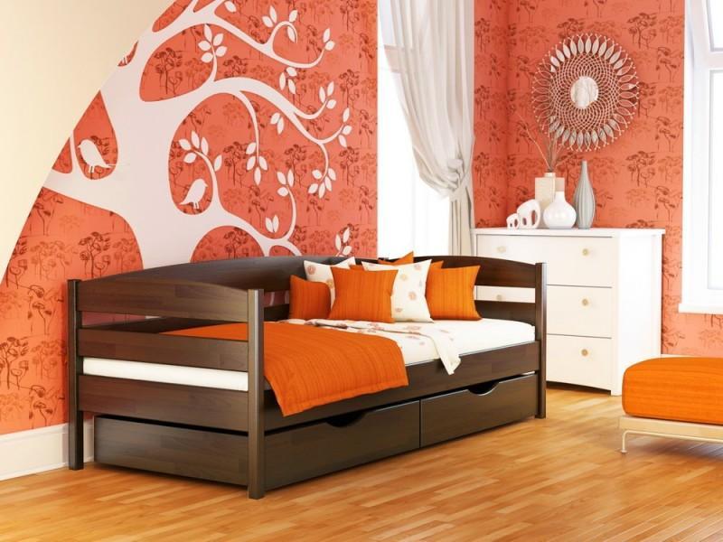 Кровать Нота Плюс Эстелла Спальное место 180х200