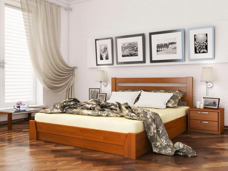 Кровать Селена Эстелла Спальное место 160х190