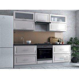Кухня Гламур Прем'єр 2 плівка МДФ