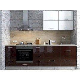 Кухня Гламур 3 плівка МДФ
