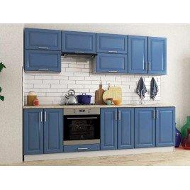 Кухня Софт Прем'єр 2 фарба МДФ