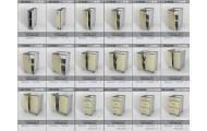Кухня угловая Платинум орех пасифик