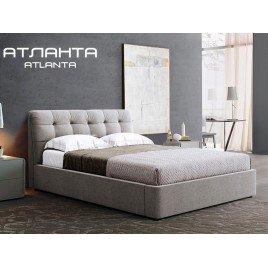 Ліжко Атланта 2 Люкс