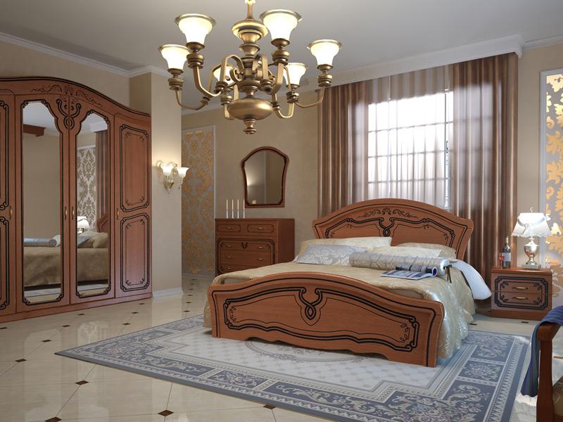 "Спальня ""Альба"""