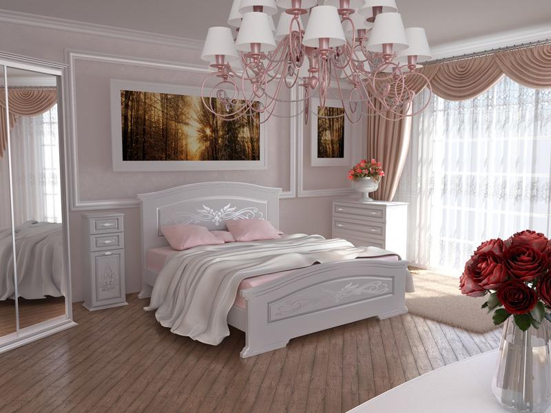 """Спальня """"Инесса Гранд"""""""