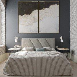 Ліжко Кліо 160*200 Шик Галичина