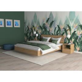 Кровать деревянная Лауро