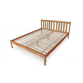 Кровать деревянная Левито