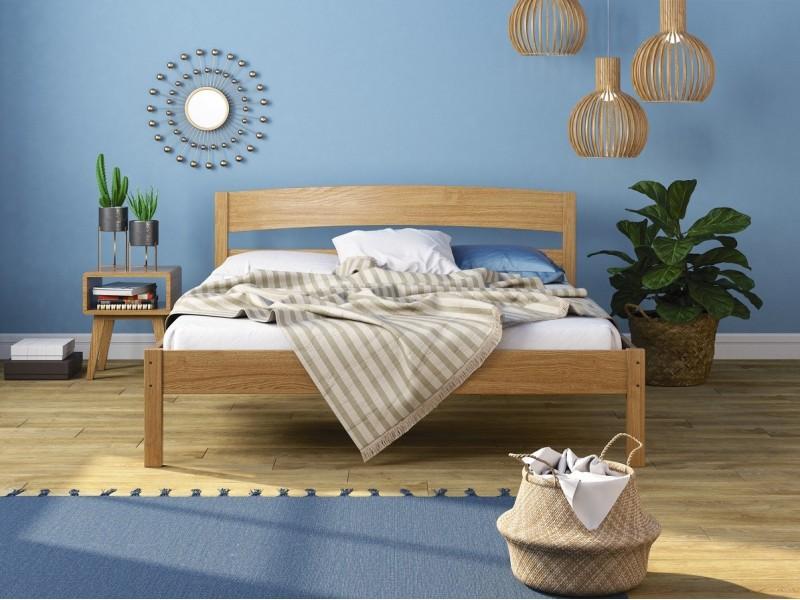 Кровать деревянная Тиана