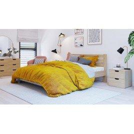 Кровать деревянная Верна Люкс