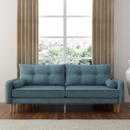Прямой диван Софт еврокнижка