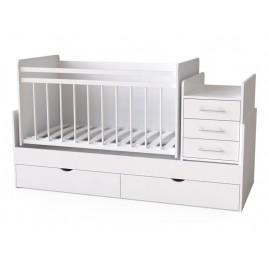 Кроватка ДМ 039 Binky