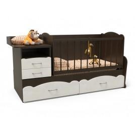 Кроватка ДМ 043 Binky