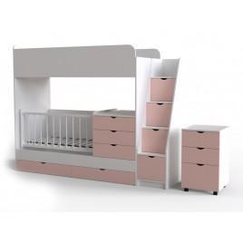 Кроватка ДМ 702 Binky