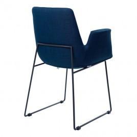Кресло мягкое OSTIN (морской синий)