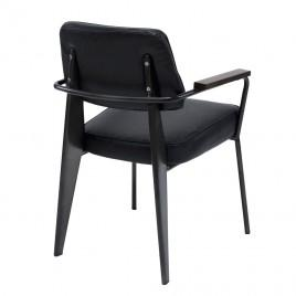 Кресло мягкое TREND (черный)