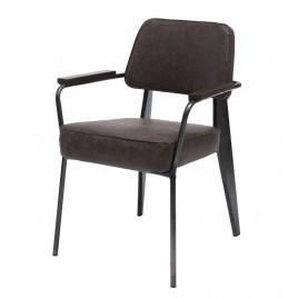 Кресло мягкое TREND (коричневый)