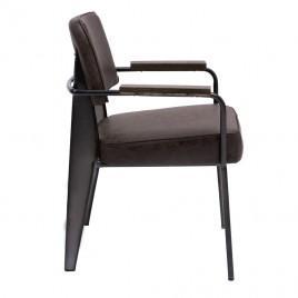 Кресло мягкое TREND (серый)