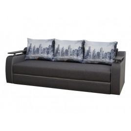 Прямой диван Браво Gray
