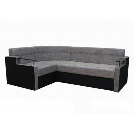 Угловой диван Элегант 1 Серый