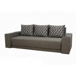Прямой диван Меркурий Серый