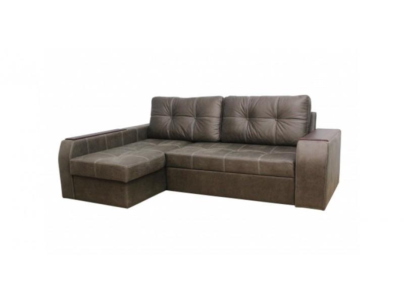 Угловой диван Элит ткань 1