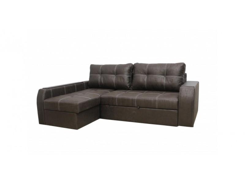 Угловой диван Элит ткань 2