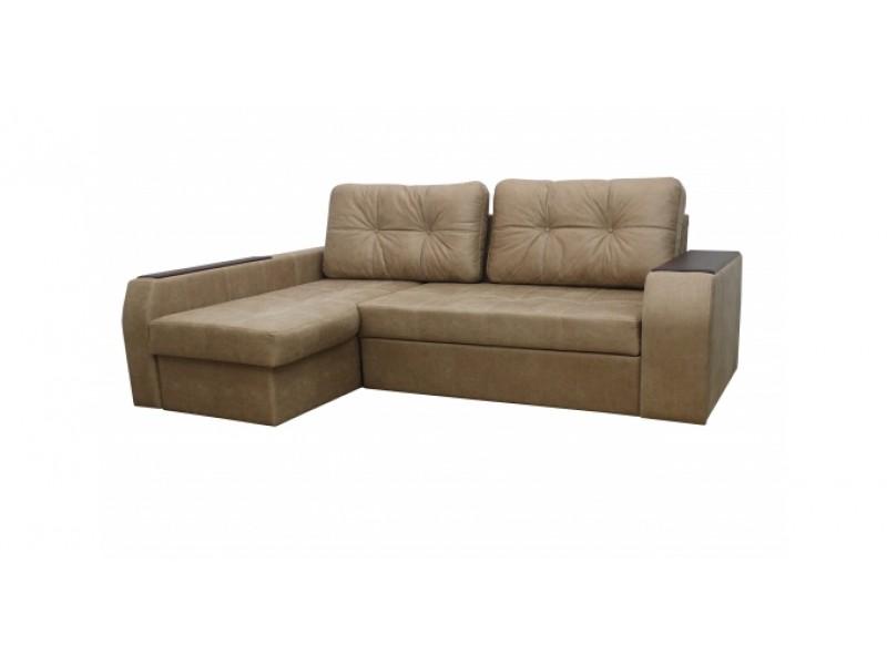 Угловой диван Элит ткань 3