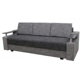 """Прямой диван Еврокнижка ткань """"Берлин 1+2"""""""