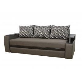 Прямой диван Граф ткань 2