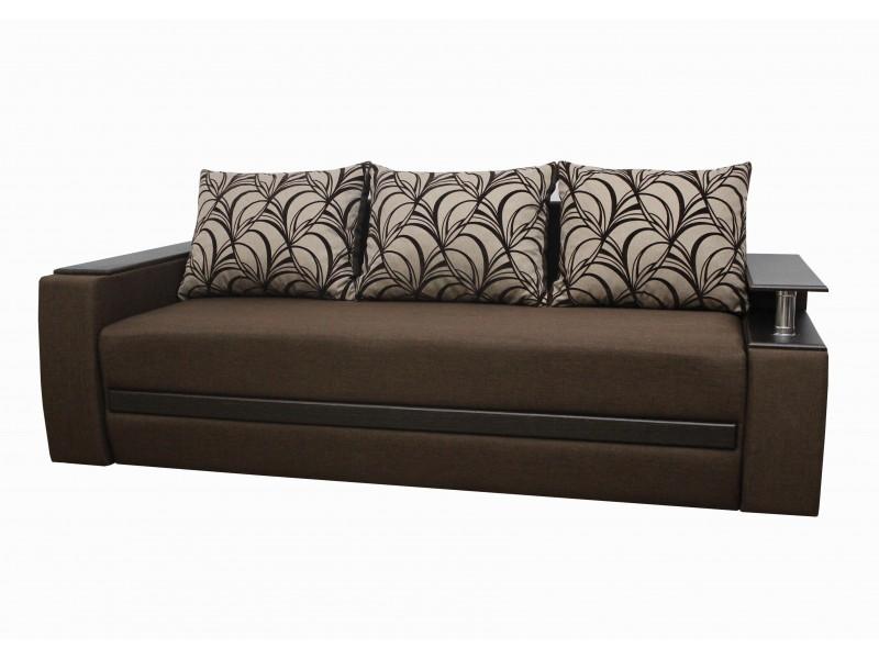 Прямой диван Граф ткань 5