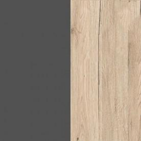 Серый Вольфрам/Дуб Санремо светлый =1 252 грн.