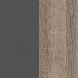 Серый Вольфрам/Дуб Сонома темный =1 252 грн.