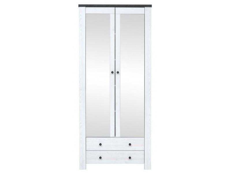 "Шкаф ""Антверпен"" 2D2S с зеркалами"