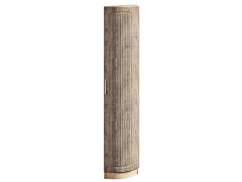 Вешалка угловая закрытая Сопрано Ф-4870