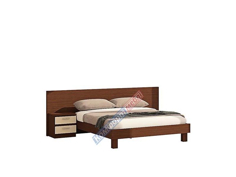 Кровать двуспальная К-104