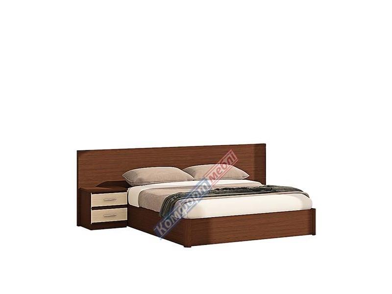 Кровать двуспальная К-105