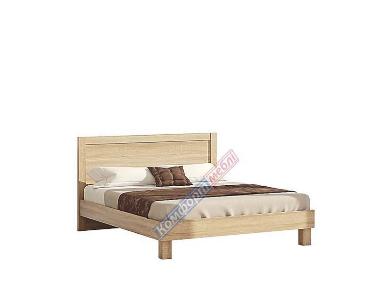 Кровать двуспальная К-108