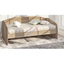 Кровать односпальная К-110
