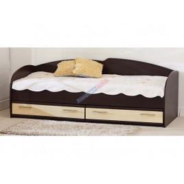 Кровать односпальная К-117