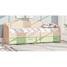 Кровать односпальная К-118