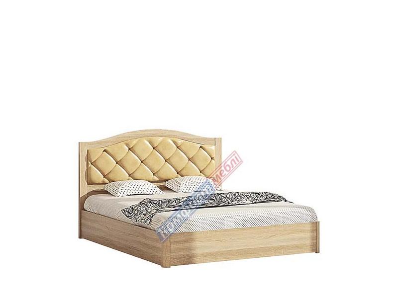 Кровать двуспальная К-133