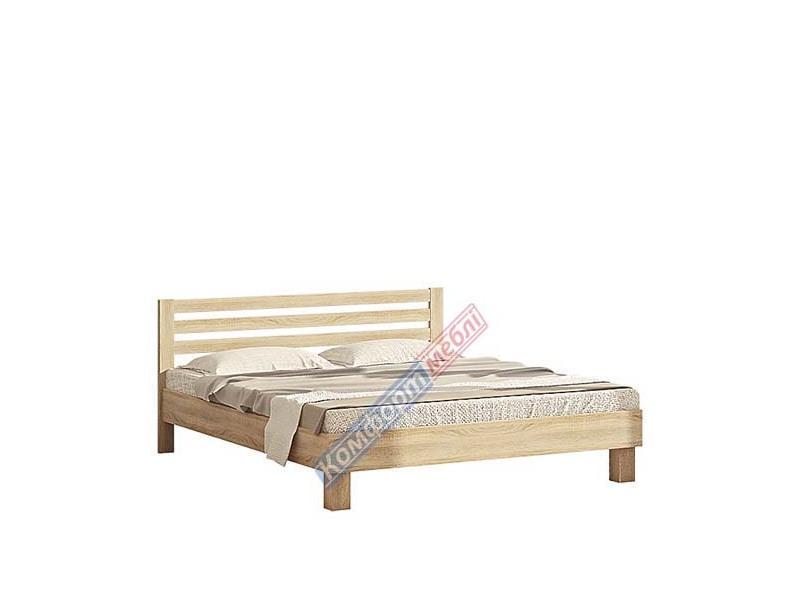 Кровать двуспальная К-91