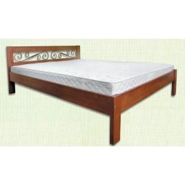 Деревянная кровать Гефест