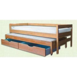 Деревянная кровать Компакт