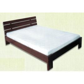 Деревянная кровать Лагуна