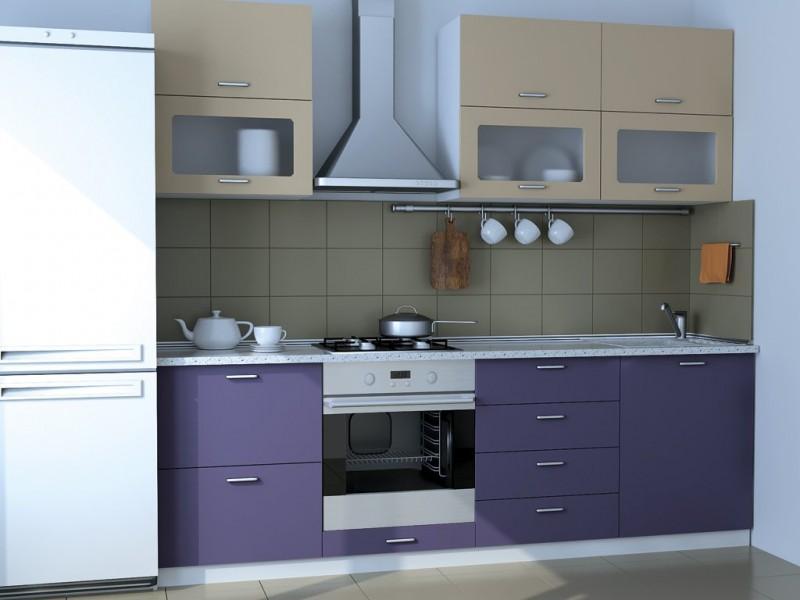 "Кухня прямая ""Модерн 4"""