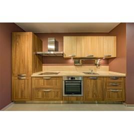 """Кухня прямая """"Wood"""""""