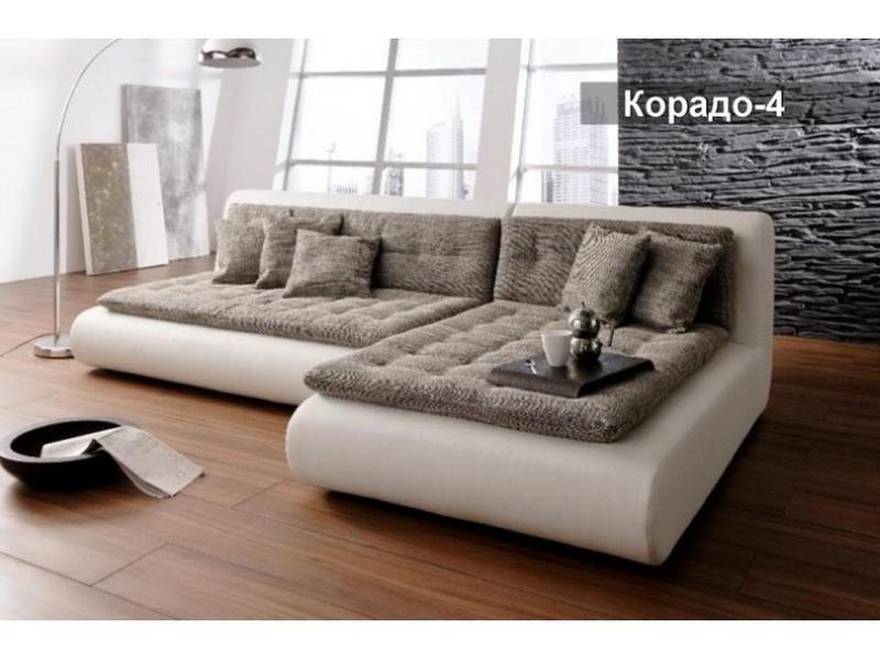 модульный угловой диван кровать корадо 4 купить в киеве со склада